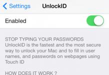 UnlockID iPhone