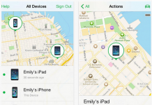 disable find my iphone ios
