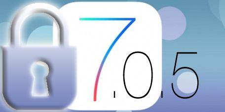 Unlock IOS 7.0.5