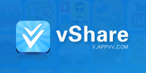 Download Vshare iOS 7.1.2