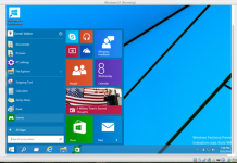 windows  start menu