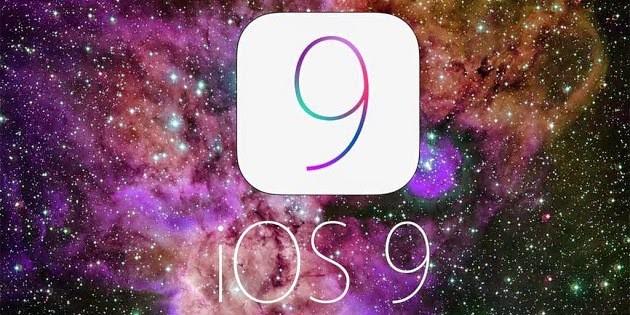 iOS 9 Concept