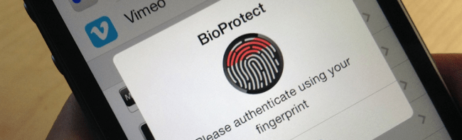 BioProtect Touch ID Tweak