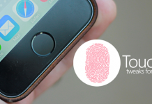 Touch ID Tweaks iPhone