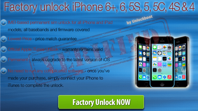 Unlock iOS 8.2 iPhone