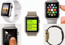 functions of the apple watch