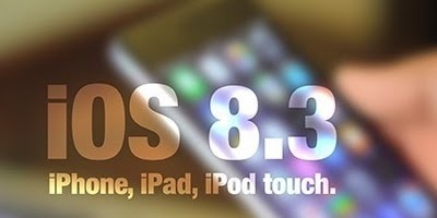 Download iOS 8.3