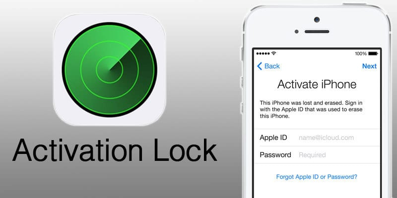 How to unlock an icloud locked iphone