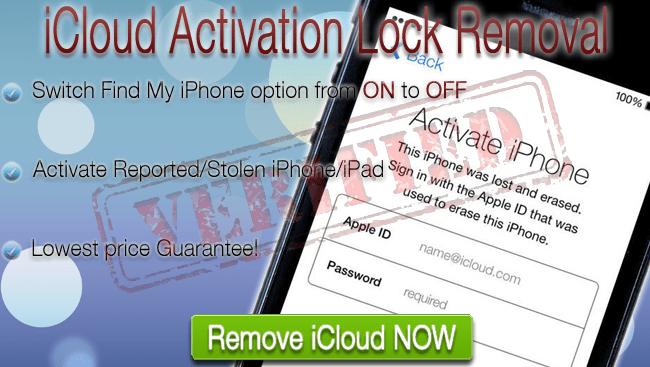unlock icloud lock