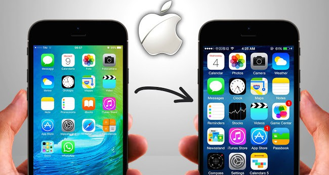 Downgrade iOS 9 Beta to iOS 8.4
