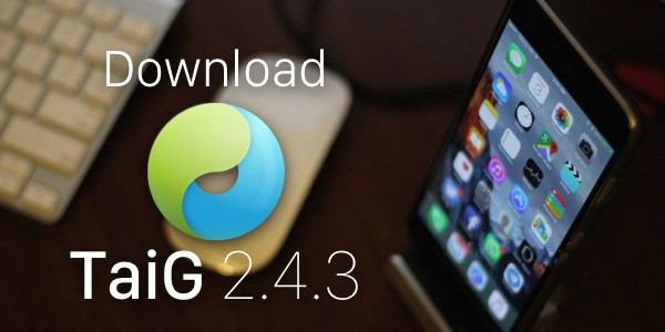Download TaiG iOS 8.4