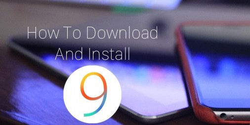 Download iOS 9 Beta 5 IPSW