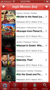 Cydia Movie App