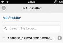 iPA installer App