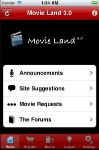 Movie App Download iPhone