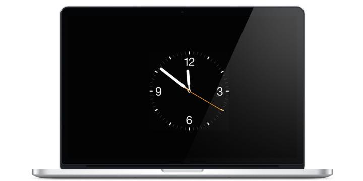 Apple Watch Screensaver