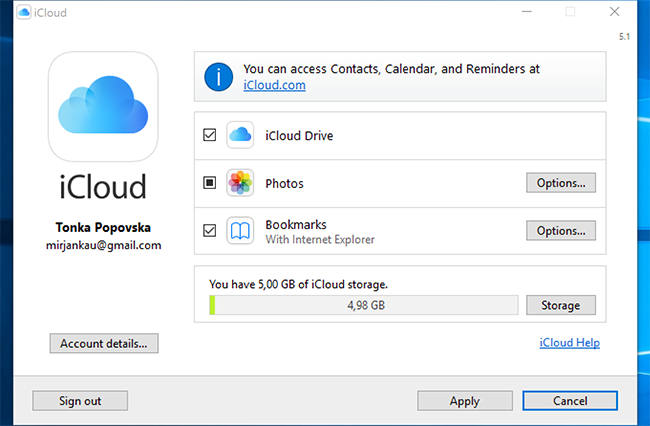 how to backup pictures to icloud