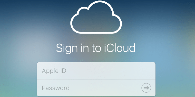 Find iCloud Email