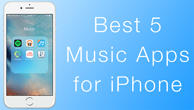 best free music download app for iphone