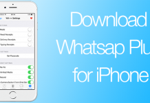 install whatsap++ on iphone