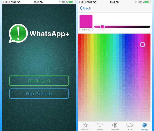 Download WhatsApp ++