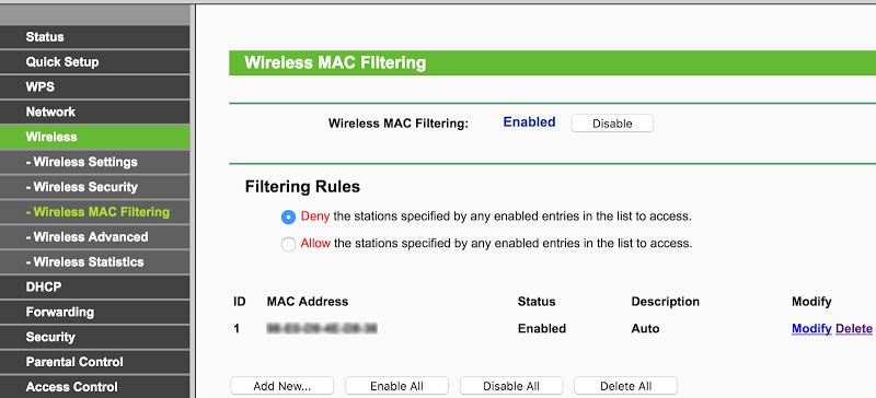 How to Set Up a Wireless Router on a Mac
