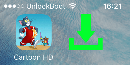 Download Cartoon HD iPhone