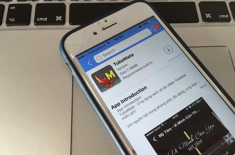 free download tubemate for iphone
