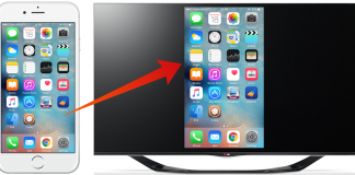 connect iphone to tv