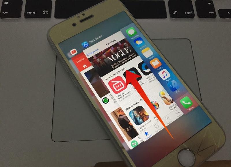 fix crashing apps on iphone
