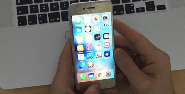apps crashing on iPhone