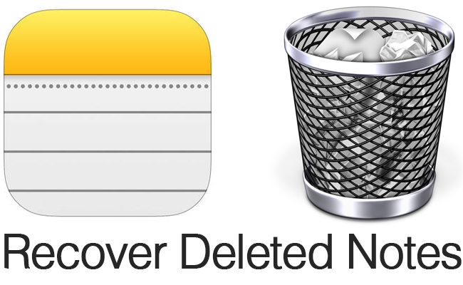 recover deleted notes iphone how to recover deleted notes on iphone or 9687