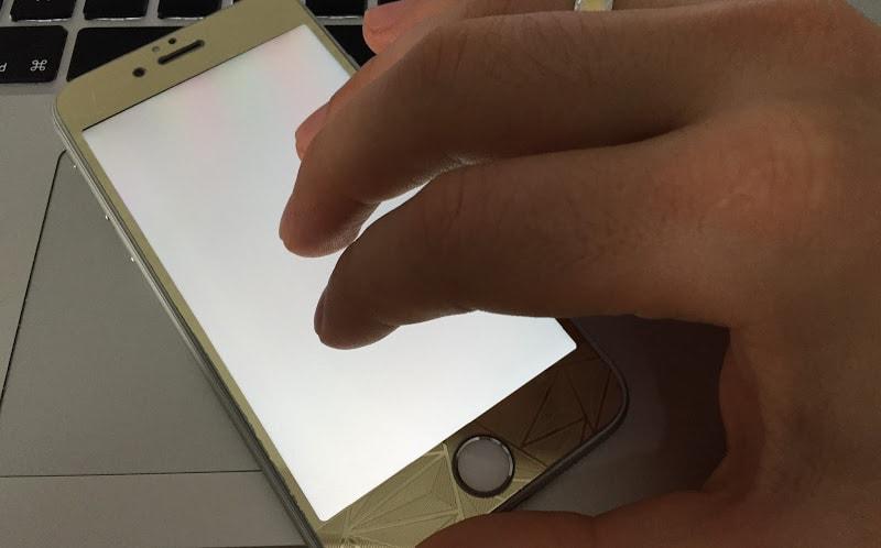 iphone 6 white screen