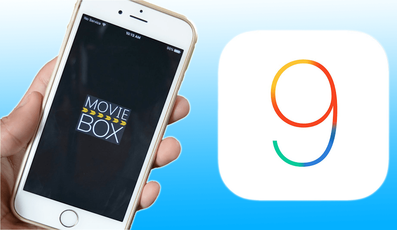 Download MovieBox for iPhone