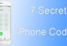 secret codes iphone