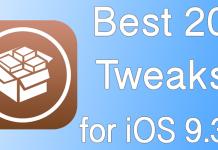 best ios  tweaks