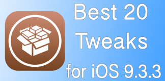best ios  tweaks