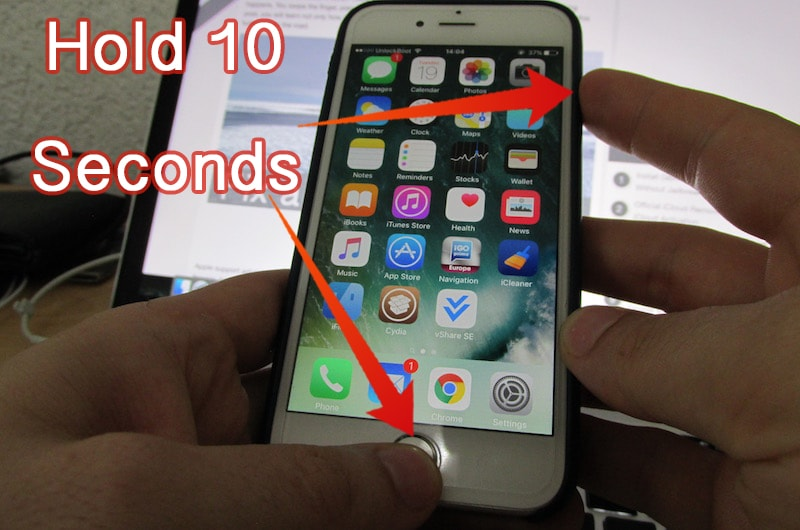iphone 5s keeps freezing how to fix frozen iphone 6 6s 6 se 5s 5c 5 4s 4 14817