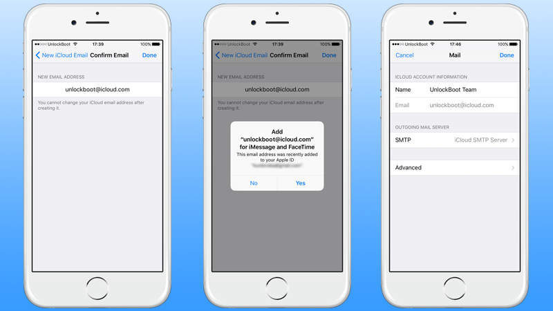 how to use apple icloud on iphone