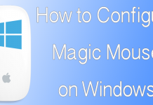 magic mouse windows
