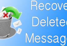 recover messages iphone