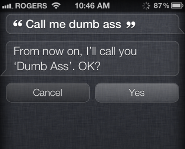 siri iPhone Prank
