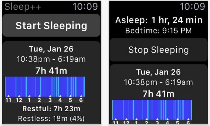 Best Sleep App for Apple Watch