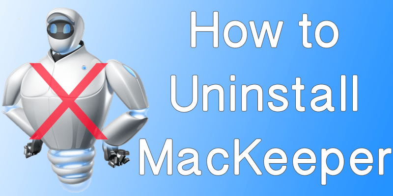 Uninstall MacKeeper from Mac