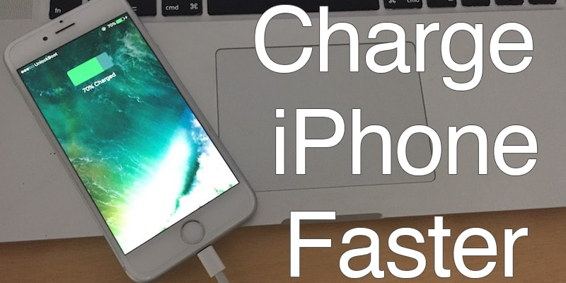how to charge iphone faster how to charge iphone faster with 3 simple methods 17100