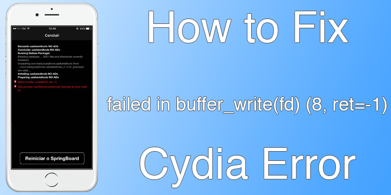 fix failed in buffer_write(fd) error