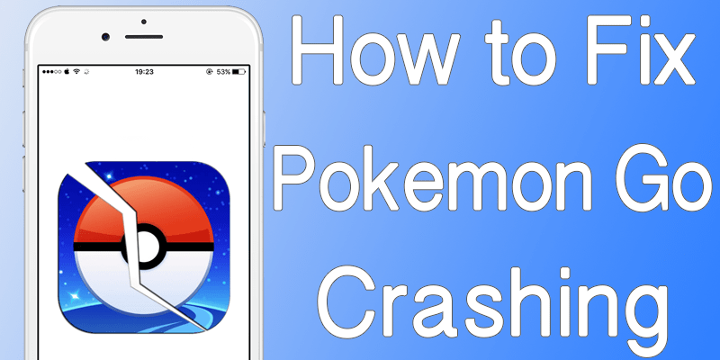 Pokemon Go Crashing