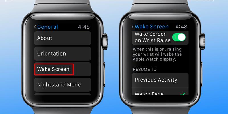 maximize Apple Watch battery life