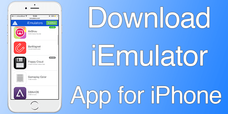 iphone app emulator iemulators app for iphone get all ios emulators 11593