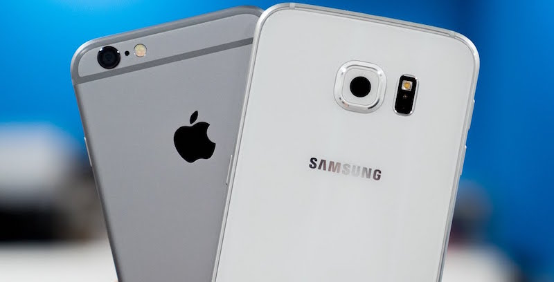 iPhone 7 vs Galaxy S7 Camera